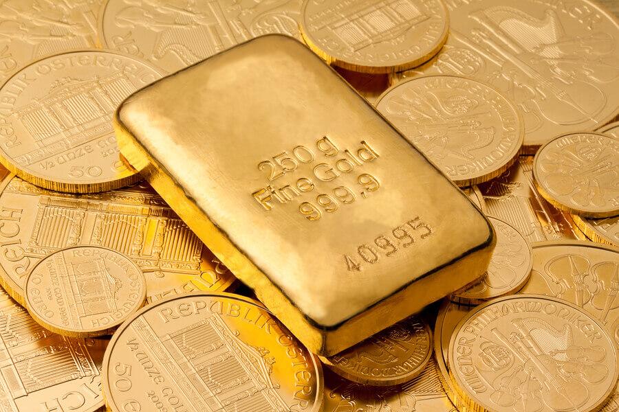 Sijoita kultaan kuukausisäästöllä